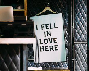 liefde vinden
