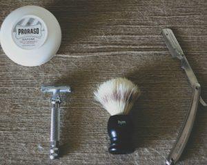 Met deze producten kun je scheren.