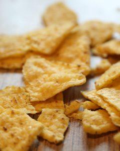 Dorito chips zijn een voorbeeld van verslavend voedsel.