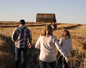 Faye werd op haar eerste date met Alex uitgenodigd bij hem thuis op de boerderij waar z'n hele gezin ook was. Dé definitie van een disaster date voor de meeste mensen.
