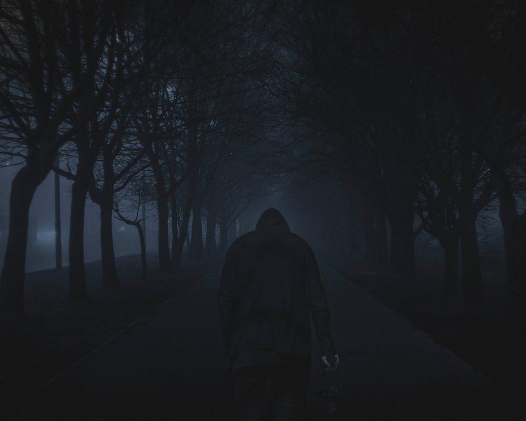 Ben jij bang in het donker?