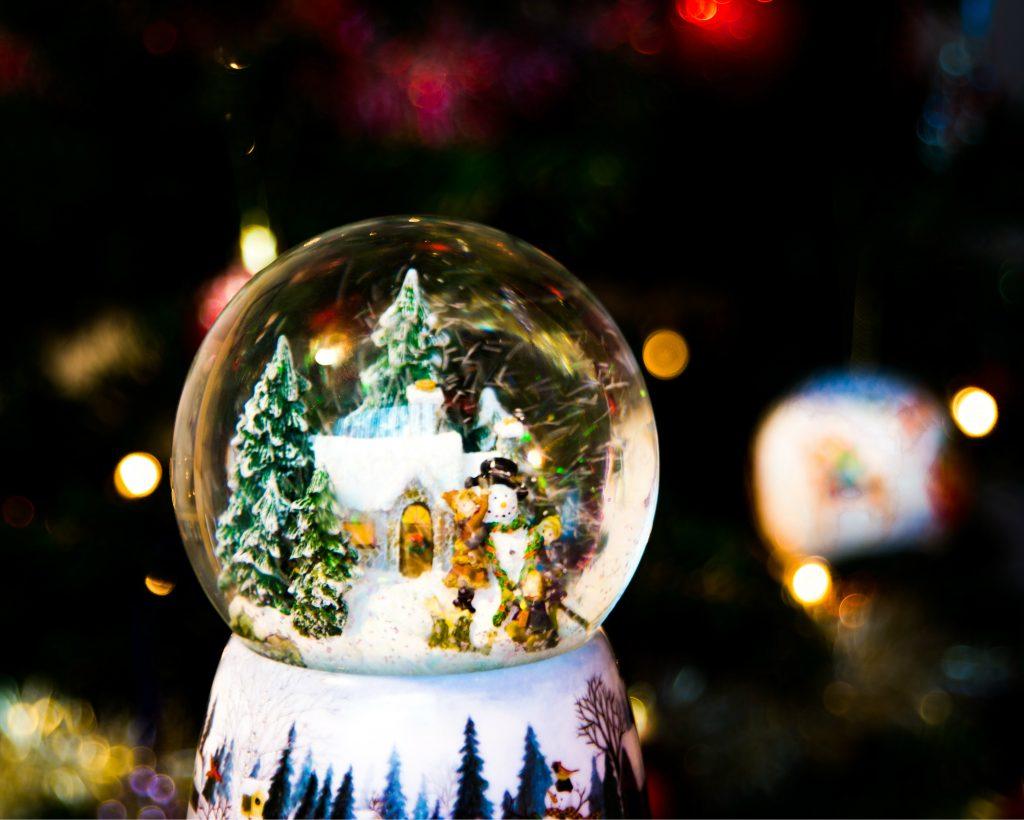 Voor dit artikel hebben wij de mooiste snow globes van Instagram voor je uitgezocht.