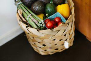 Fruitmandje voor een stressvolle periode