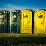 Mariska beleefde een avontuur op de wc.